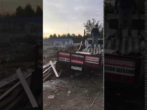 В Энгельсе зафиксировали факт нелегального вывоза строительных отходов