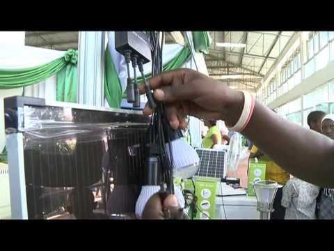 Solar Planet (Pro solar) saba saba 2013 Tanzania