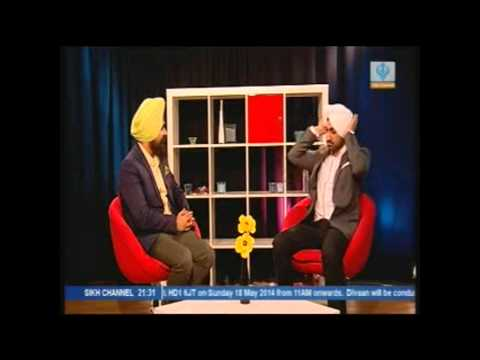 """""""Diljit Dosanjh Interview with Sikh channel"""""""
