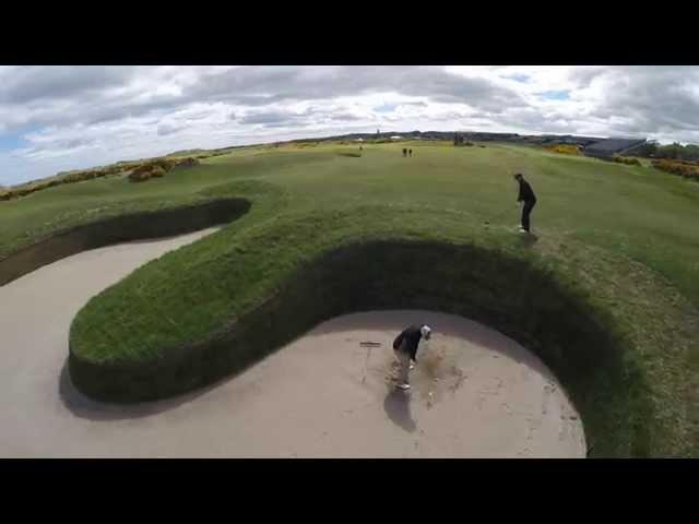 St Andrews Trick-Shot | Bryan Bros Golf