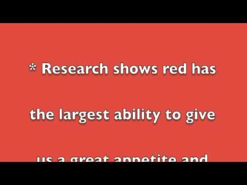 Color Mood Meaning top 20 red mood ring & color meanings - youtube