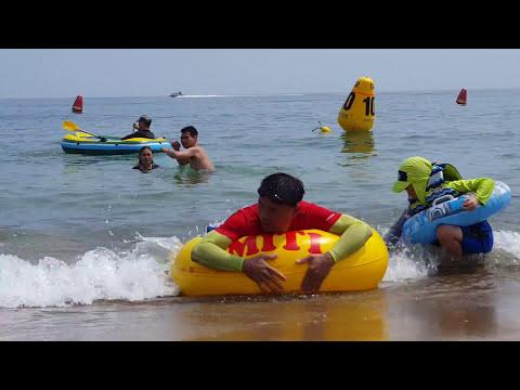 Summer vacation pohang south korea