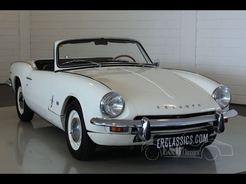 Triumph Spitfire MK3 1970, Old English White, in good ...