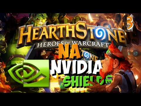 Droga do Legendy w Hearthstone - Powered by Nvidia SHIELD ta