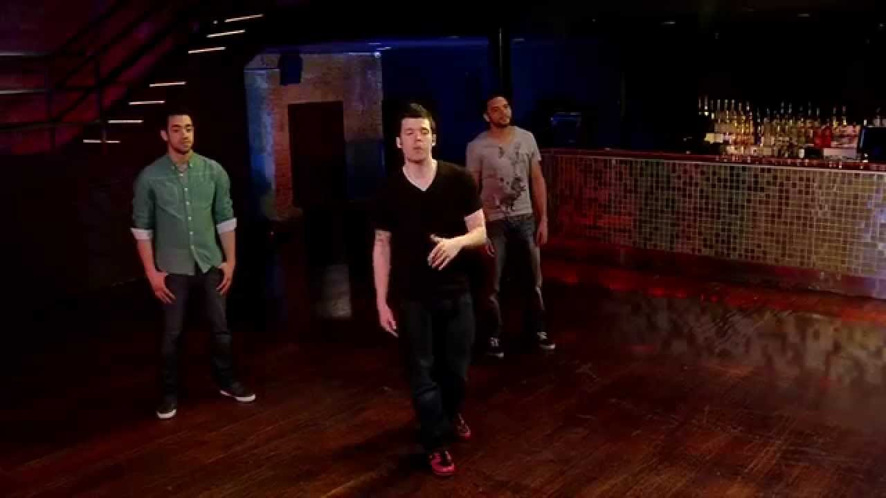 How To Dance At A Club - Simple Moves For The Common Man ... A Common Man Dvd