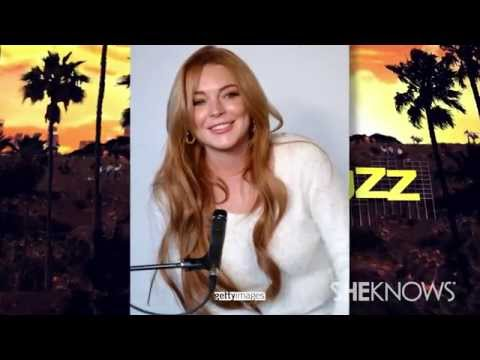 Lindsay Lohan goes topless on Instagram While at Cannes Film Festival - The Buzz