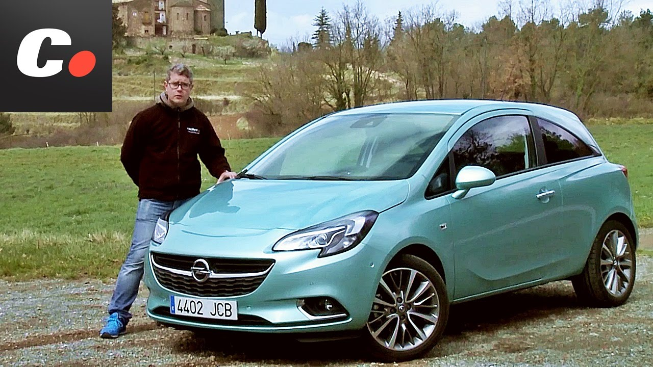 opel corsa prueba an lisis test review en espa ol youtube. Black Bedroom Furniture Sets. Home Design Ideas