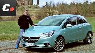 Opel Corsa - Prueba coches.net / Test / Review en español (2015)