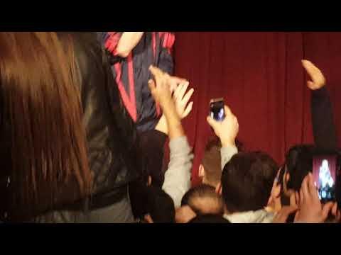Şanışer - Aşılmaz Yollar ( Şanlıurfa Konseri ) 24.12.2017