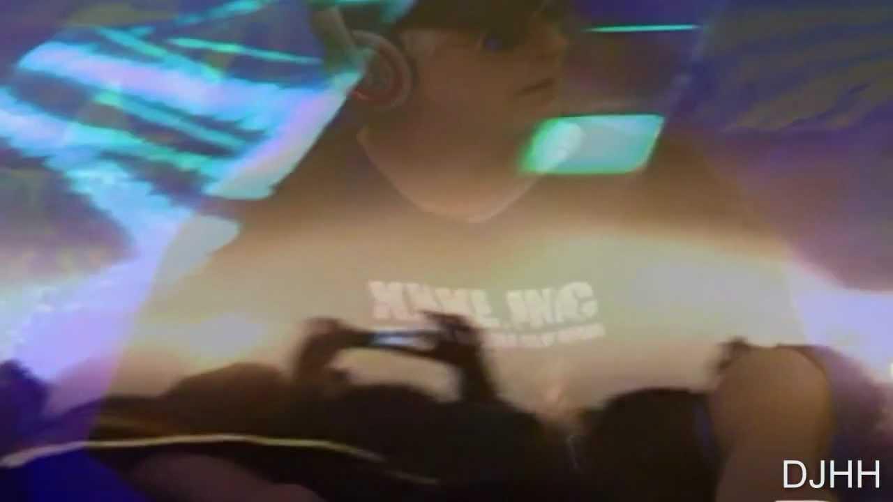 Deep Inside Techno Rave Party 13 DJHH Techno Trance House Music 2012