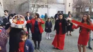 Курдская свадьба.  Жених приехал за невестой