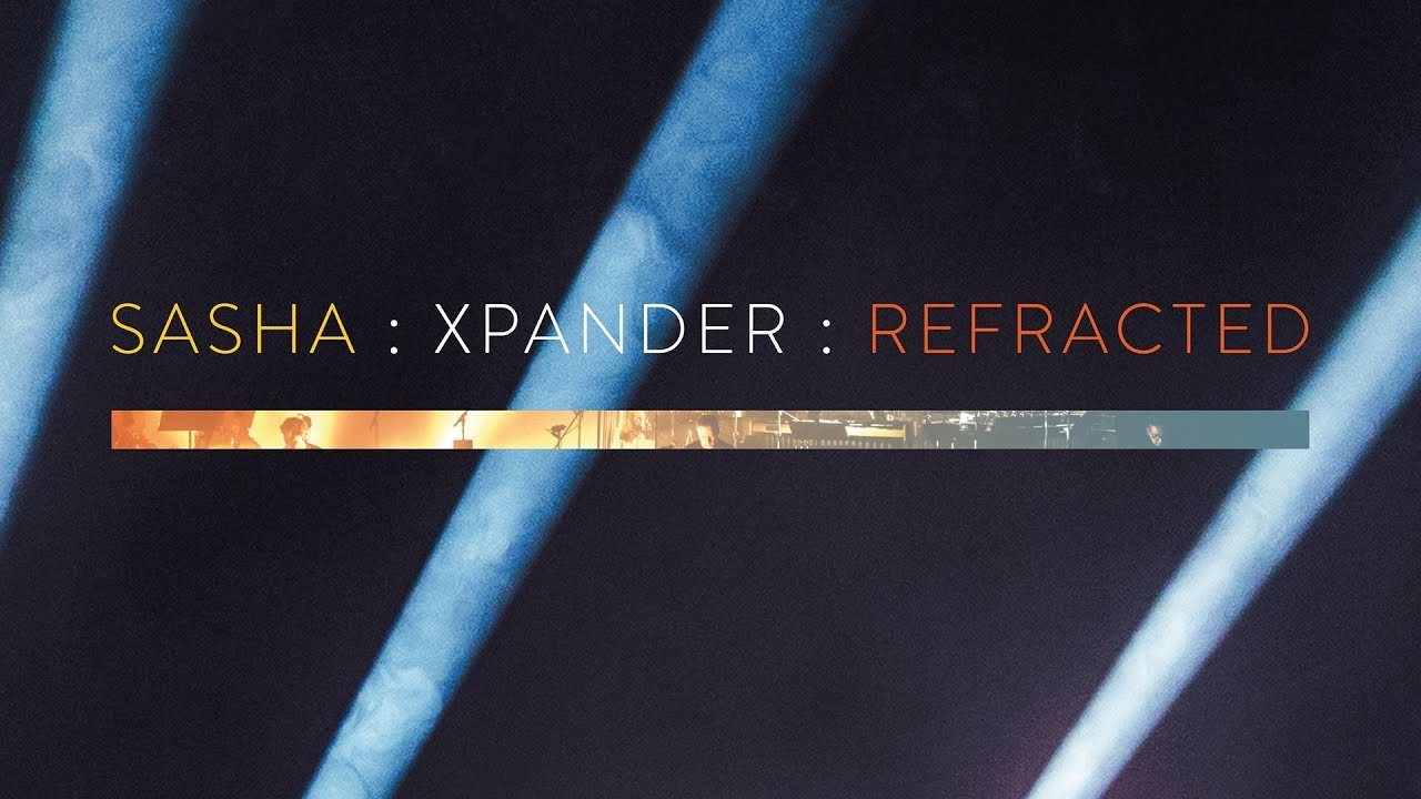Xpander (re-Fracted : Live At The Barbican)