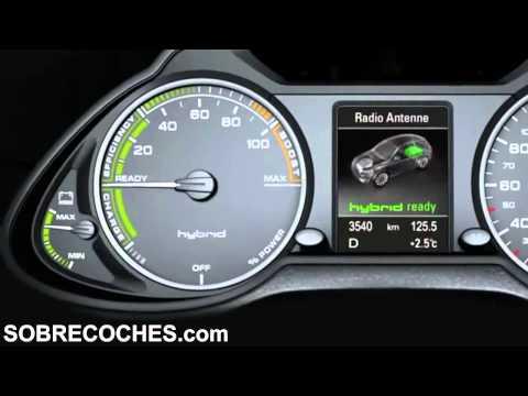 Audi Q5 Hybrid (Exterior, interior y t?cnica) - SOBRECOCHES.com