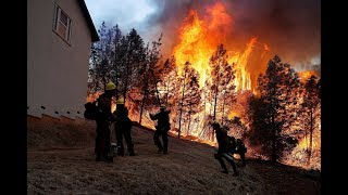 Video In Paradise, on the search for life after Camp Fire download MP3, 3GP, MP4, WEBM, AVI, FLV November 2018