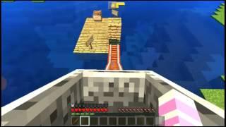 Minecraft: MEU PRIMEIRO MAPA! - Mapa feito por mim #01