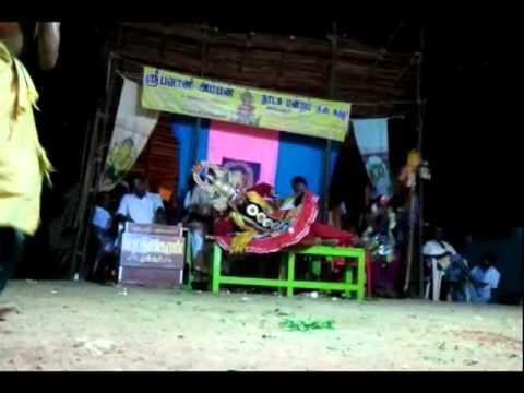 Awesome Village Street Dance Tamilnadu (Theru koothu)