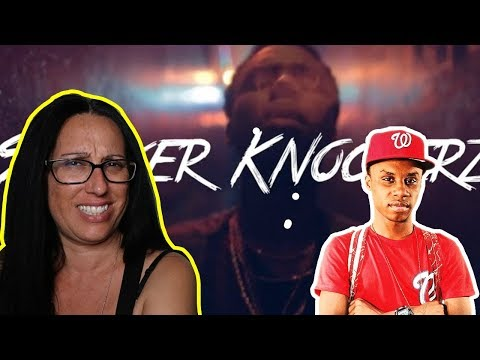 Mom REACTS to Speaker Knockerz