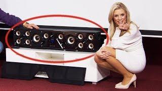 Der Klang dieser Monster-Soundbar wird auch Dich begeistern! Mit Katie Steiner (Februar 2019) 4K UHD
