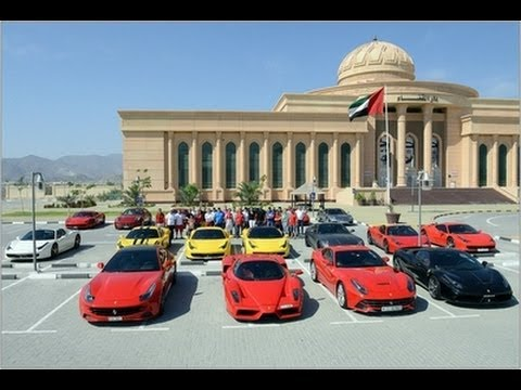 FOC U.A.E Fujairah Drive GoPro Footage!!