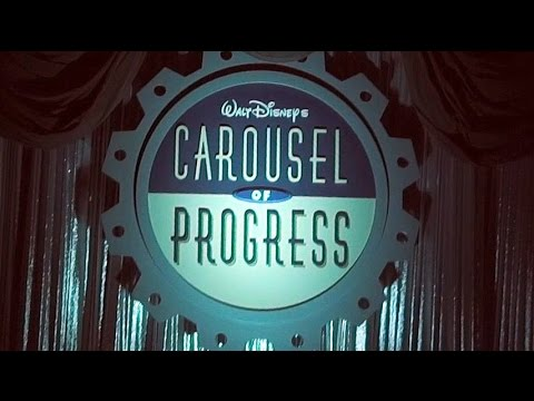 Walt Disney's Carousel Of Progress Full Show, Walt Disney World HD