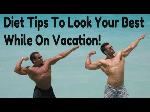 Tips to Lose Weight before BEACH Vacation and look your Best!