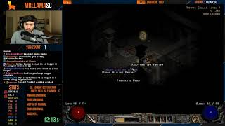 Diablo 2 - Hell HC Paladin - Brutality (01/23/2018)