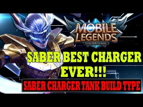 SABER ASSASIN YANG PALING OH MY GOODNESS ! #13 - Mobile Legends