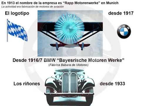 Historia de BMW (1/14)
