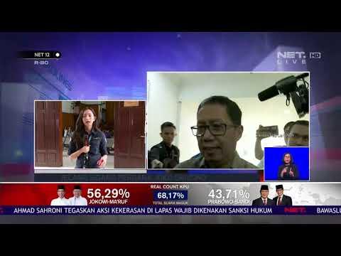 Joko Driyono Jalani Sidang Perdana Terkait Kasus Pengaturan Skor NET12