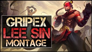 Gripex Montage - Best Lee Sin Plays
