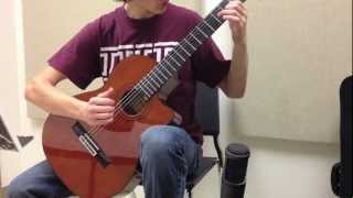Song for Stephen (Antoine Dufour cover) - Alex Price