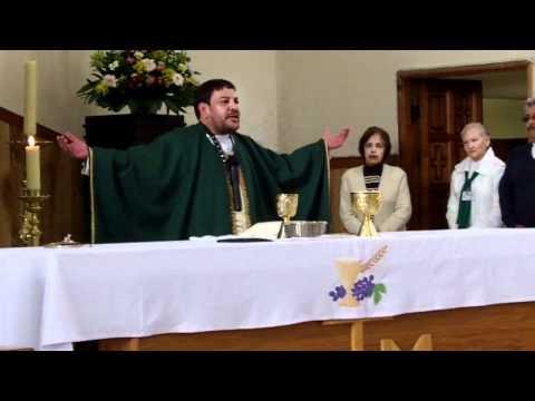 Misa Iglesia Católica 29-ENERO-2012 (Domingo)