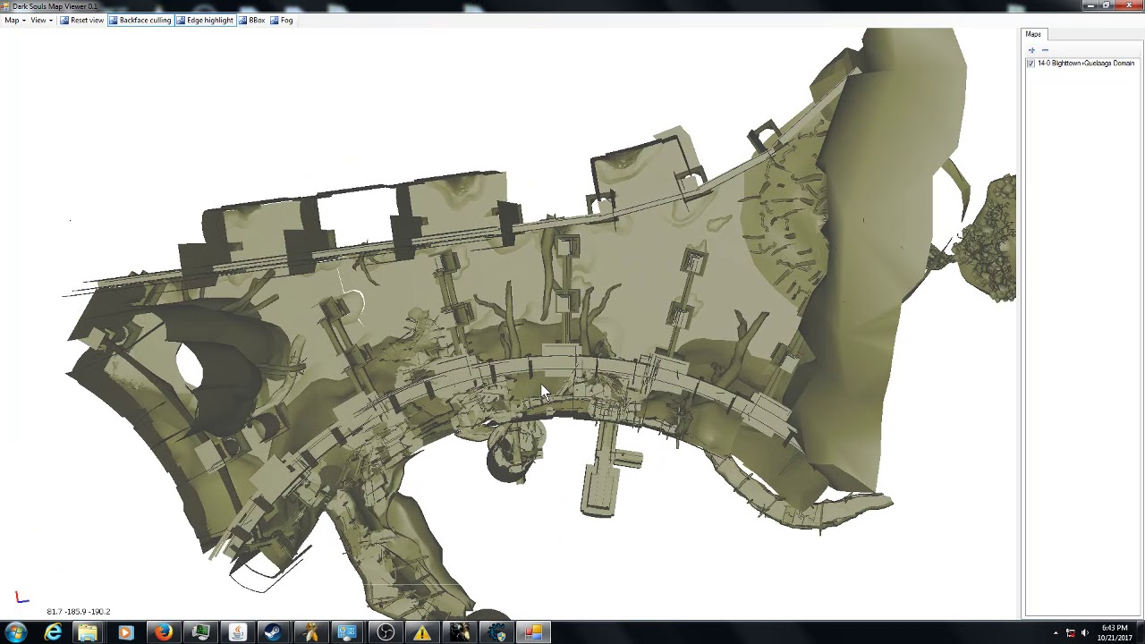 Blighttown Basic Guide Part 2 - 3D Model - YouTube
