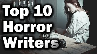 Top 10 Horror Writers