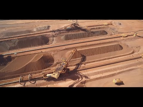 Roy Hill: Intelligent technology transforming the mining industry
