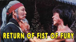 Wu Tang Collection - Return of Fist of Fury