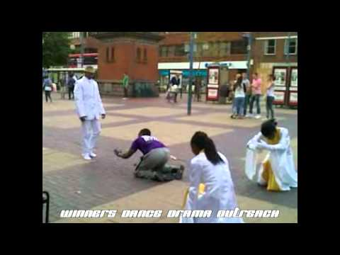Gospel I Believe I can Fly - Winners Dance Drama Outreach