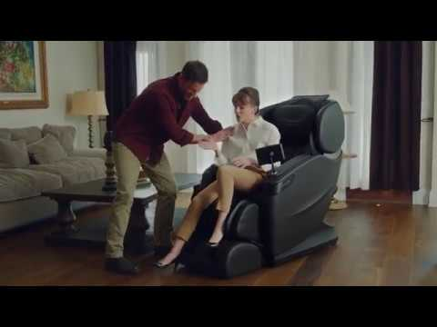 cozzia massage chair commercial bad day feel good video