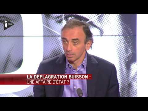 La déflagration Buisson : une affaire d'Etat ? - Ça Se Dispute poster