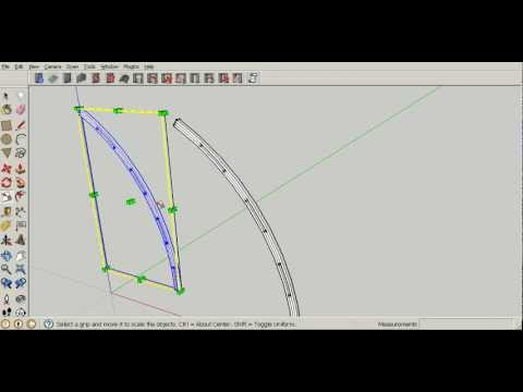 Gothic Arch Greenhouse Plan Tutorial 2 Construction