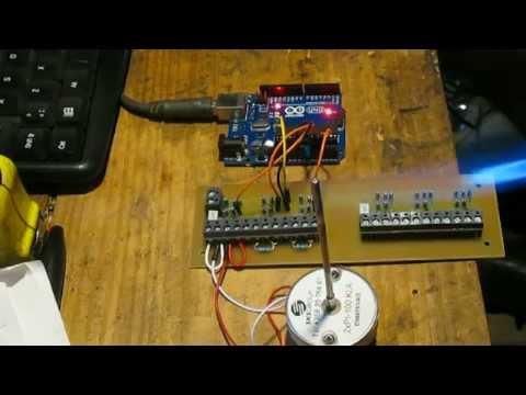 Arduino PT100 PCB