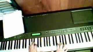 Prelude to a Kiss - solo piano
