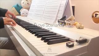 Video iKON - Love Scenario | Piano Cover download MP3, 3GP, MP4, WEBM, AVI, FLV April 2018