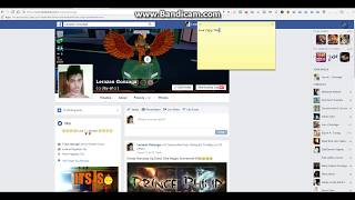 Wie man Social Network Facebook In Roblox