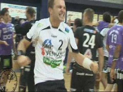 Handball, Coupe de France : Pouzauges - Lanester