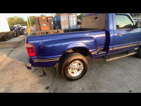 2003 Ford Ranger Johnson City TN, Kingsport TN, Bristol TN, Knoxville TN, Ashville, NC 190783Z