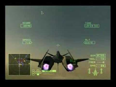 Ace Combat Zero - Diapason