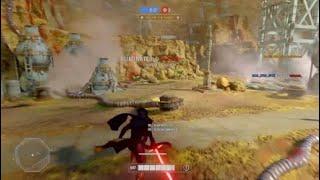 Star Wars Battlefront 2 - Heroes Vs Villains - Episode 115: Matt the Radar Technician aka Kylo Ren