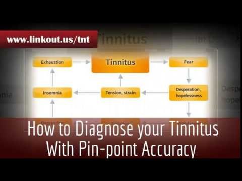 How to Diagnose your Tinnitus With Pin-point Accuracy