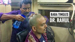 Cosmic BABA Tingles Dr Rahul  Baba in Bombay 50  ASMR